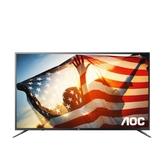 AOC美國55吋4K聯網含運無安裝電視55U6090