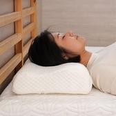 QSHION 舒眠防蹣工學枕(透氣可水洗 100%台灣製造)W32xL58xH10