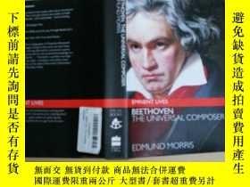 二手書博民逛書店Beethoven:the罕見Universal Compose