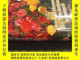 二手書博民逛書店Book罕見of Flowers for NEW Zealand