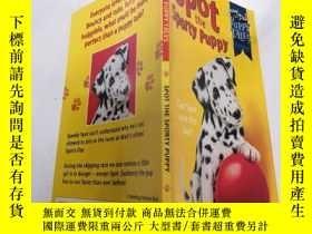 二手書博民逛書店Spot罕見the Sporty Puppy :找到那只運動的小狗.Y200392