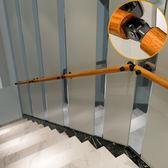 扶手 靠牆樓梯扶手實木別墅閣樓室內老人防滑扶手zg