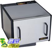 [107美國直購] 烘乾機 Excalibur D900SHD Dehydrator with Trays, 9-Tray, Stainless Steel