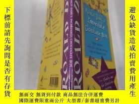 二手書博民逛書店roald罕見dahl s incredible chocolate box;羅爾德達爾不可思議的巧克力盒Y2