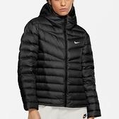 Nike Sportswear Down-Fill 女裝 羽絨外套 連帽 保暖 休閒 黑【運動世界】CU5095-011