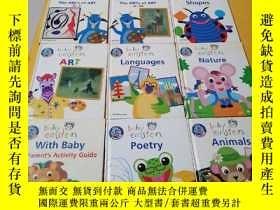 二手書博民逛書店let s罕見explore baby einsteinY314