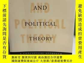 二手書博民逛書店Ideologies罕見and Political Theory: A Conceptual Approach