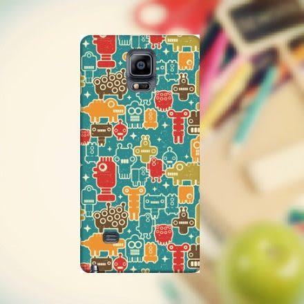 ♥ 俏魔女美人館 ♥  SAMSUNG NOTE4 / N9100【動物*水晶硬殼 】手機殼  保護殼 手機套 保護套