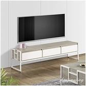 【水晶晶家具/傢俱首選】ZX1382-2石川5.3尺三抽電視櫃