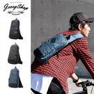 單肩後背包 JerryShop【JB00913】日系經典單肩後背包(3色) 側背包 斜跨包 單車包
