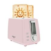 麵包機 東奧 JD-8108 多士爐全自動烤面包機家用早餐吐司機迷你2片土司機 韓菲兒