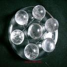 【Ruby工作坊】 NO2W7T天然白水晶七星陣盤(加持)盤8CM