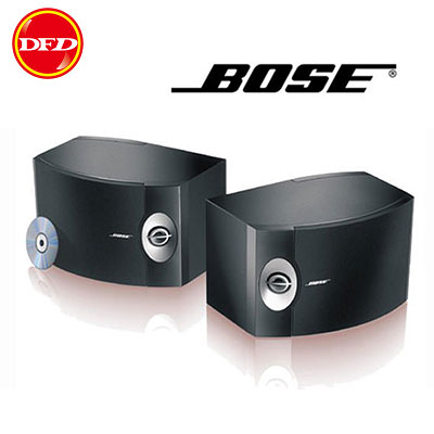 BOSE 博士 301 V 第五代喇叭 家庭卡啦OK 音樂系統最佳選擇 三音路三單體 公司貨
