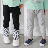 薄棉褲 素面綁帶 休閒 男童 女童 兒童 簡約 長褲 褲子 棉褲 薄款 Augelute 47104