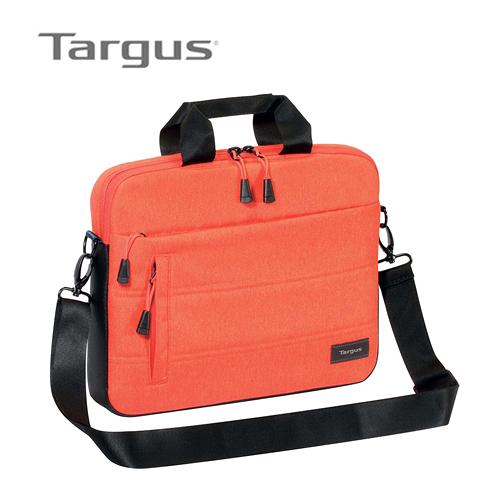 Targus Groove X Slimcase 13 吋躍動電腦側背包 TSS83902-70 舞動橘