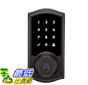 [美國直購] 智能門鎖 Kwikset Premis Touchscreen Smart Lock, Works with Apple HomeKit
