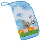 【五折】龍貓 毛巾收納袋 小方巾 毛巾 宮崎駿 日本正版 該該貝比日本精品
