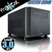 [ PC PARTY  ]   Fractal Design Core 500 機殼