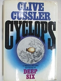 【書寶二手書T4/原文小說_D18】Cyclops_Clive Cussler