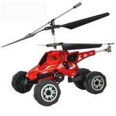 遙控飛機可充電耐摔搖控直升飛機男孩兒童玩具陸空戰斗機導彈