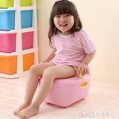 嬰兒坐便器 兒童座便器 男女寶寶小馬桶 小孩便盆 幼兒尿盆加大號   igo  琉璃美衣