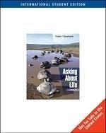 二手書博民逛書店 《Asking About Life》 R2Y ISBN:0534420818│AllanJ.Tobin