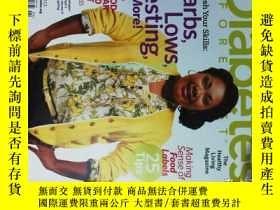 二手書博民逛書店Diabetes罕見Forecast Magazine 2013