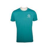 MIZUNO 美津濃  吸汗 快乾 ACE 印花 排球衣 T恤 V2TA7G2032(深藍綠)[陽光樂活]
