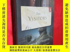 二手書博民逛書店The罕見Visitors (小16開,硬精裝) 【詳見圖】Y5