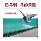 防鳥刺陽臺不銹鋼針鴿子針刺園藝防護用品空調家用驅鳥鋼針 設計師