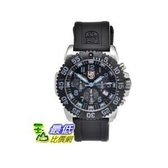 [美國直購 ShopUSA] 手錶 Luminox Navy SEAL Colormark Chronograph Black Dial Black Rubber Mens Watch 3183 $13004