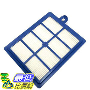 [美國直購 ShopUSA] Premium Quality HEPA Micro Filter Replaces Electrolux Type EFH12 & Others