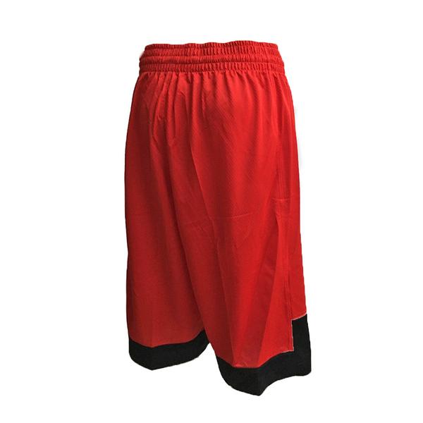 Nike Team League Short [839437-600] 男 籃球 運動 短褲 透氣 排汗 單面 紅黑