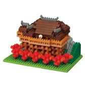 《 Nano Block 迷你積木 》【世界主題建築系列】NBH_194 清水寺╭★ JOYBUS玩具百貨