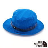 The North Face 抗UV遮陽帽-藍色 【GO WILD】