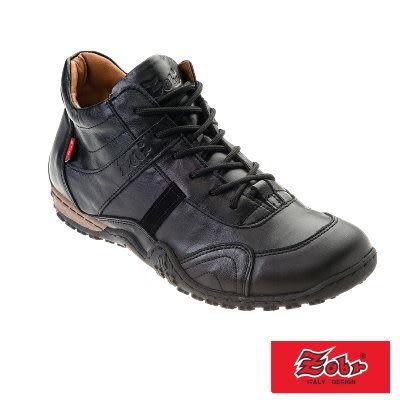 ZOBR路豹   真皮休閒短靴    B239系列
