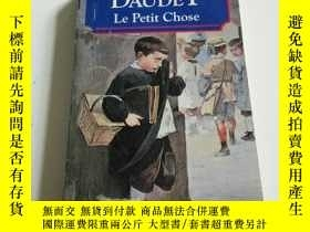 二手書博民逛書店le罕見petit chose(外文)Y212829