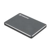 創見 行動硬碟 【TS1TSJ25C3N】 1TB USB3.0 鋁殼設計 輕巧奢華 新風尚潮流