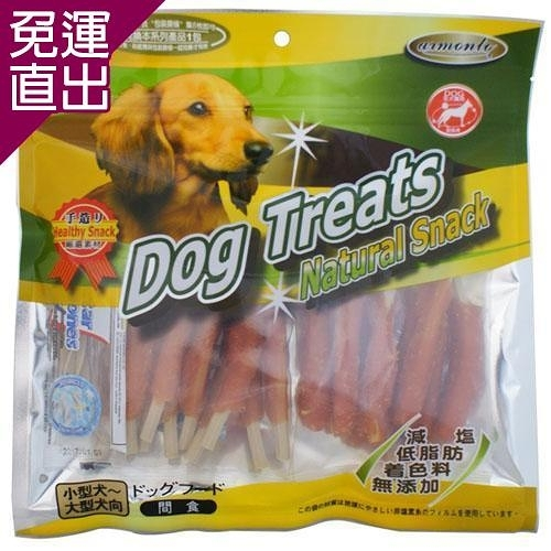 Dog Treats 潔牙系列-牛奶六角潔牙大棒棒腿200G x 2包【免運直出】