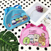 【KP】角落生物午餐袋 便當袋 手提袋 SAN-X 收納袋 正版授權 4713077264409