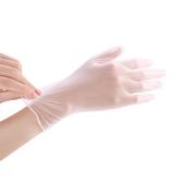一次性pvc透明手套餐飲廚房烘焙加厚薄膜家務耐用洗碗手套女100只 沸點奇跡