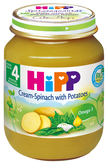 喜寶 Hipp 天然馬鈴薯菠菜泥