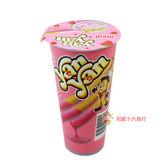 明治-洋洋棒餅乾(草莓)【0216零食團購】8888077101125