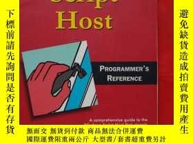 二手書博民逛書店Windows罕見Script Host Programmer