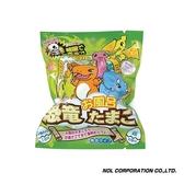 日本NOL-恐龍蛋泡澡球/入浴球 102元