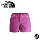【The North Face 女 彈性短褲 覆盆子玫瑰】0A2RGU/慢跑短褲/短褲/快乾短褲