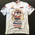 夏季 MOTO GP騎士摩托賽車服機車服速幹短袖車迷T恤