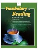 (二手書)大專用書:Vocabulary & Reading 1 (書+CD)