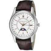 CONSTANT 康斯登/雙時區自動機械腕錶/FC-330V6B6