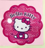 【震撼精品百貨】Hello Kitty 凱蒂貓~凱蒂貓 HELLO KITTY 車用大磁鐵-花